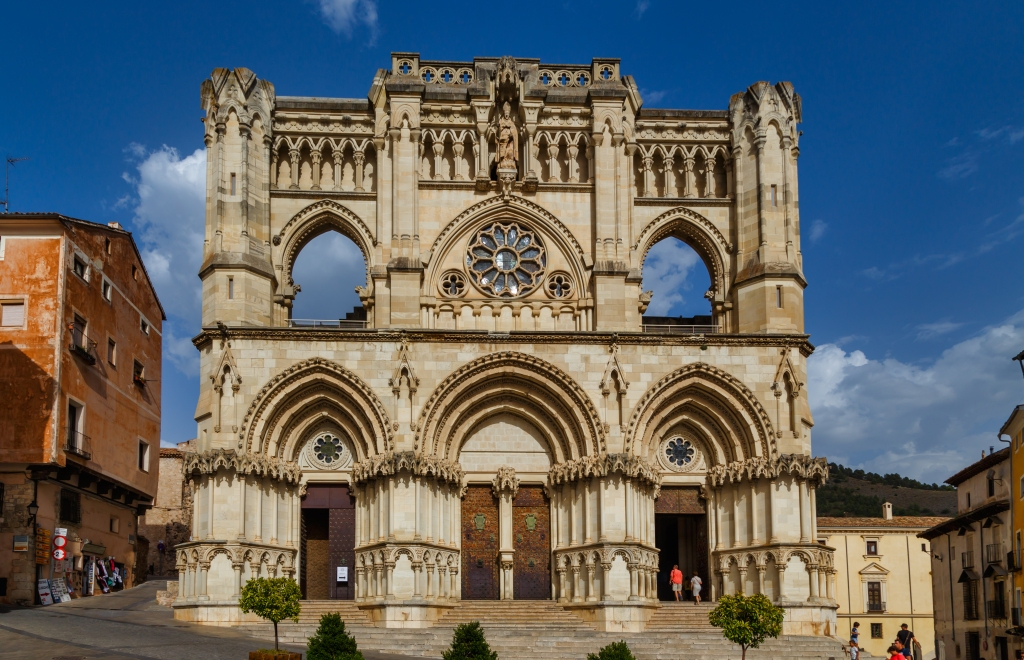 Qué ver en Cuenca: catedral de Cuenca