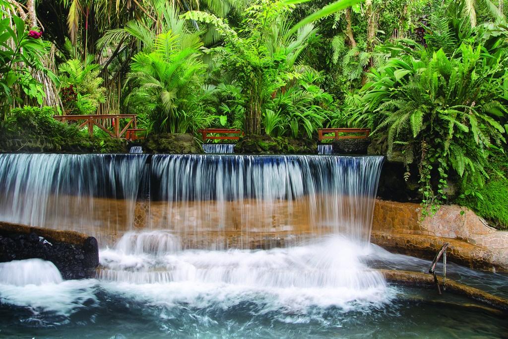 タバコン グランド スパ サーマル リゾート(コスタリカ)