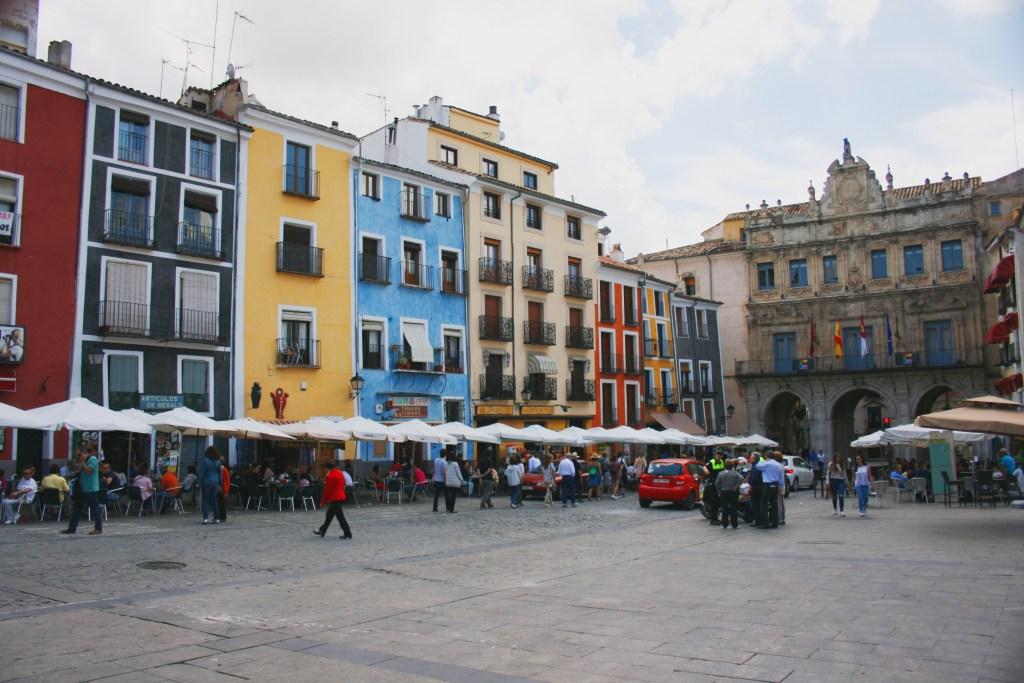 Qué ver en Cuenca: plaza Mayor