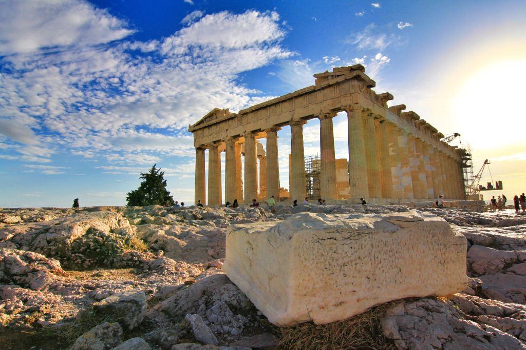 Что посмотреть в Афинах. Главные достопримечательности Афин
