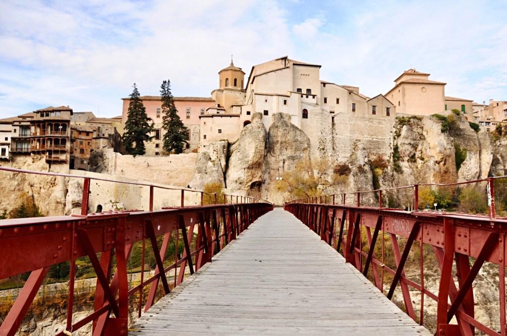 Qué ver en Cuenca: puente de San Pablo