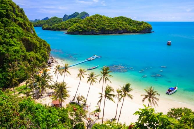タイ サムイ島