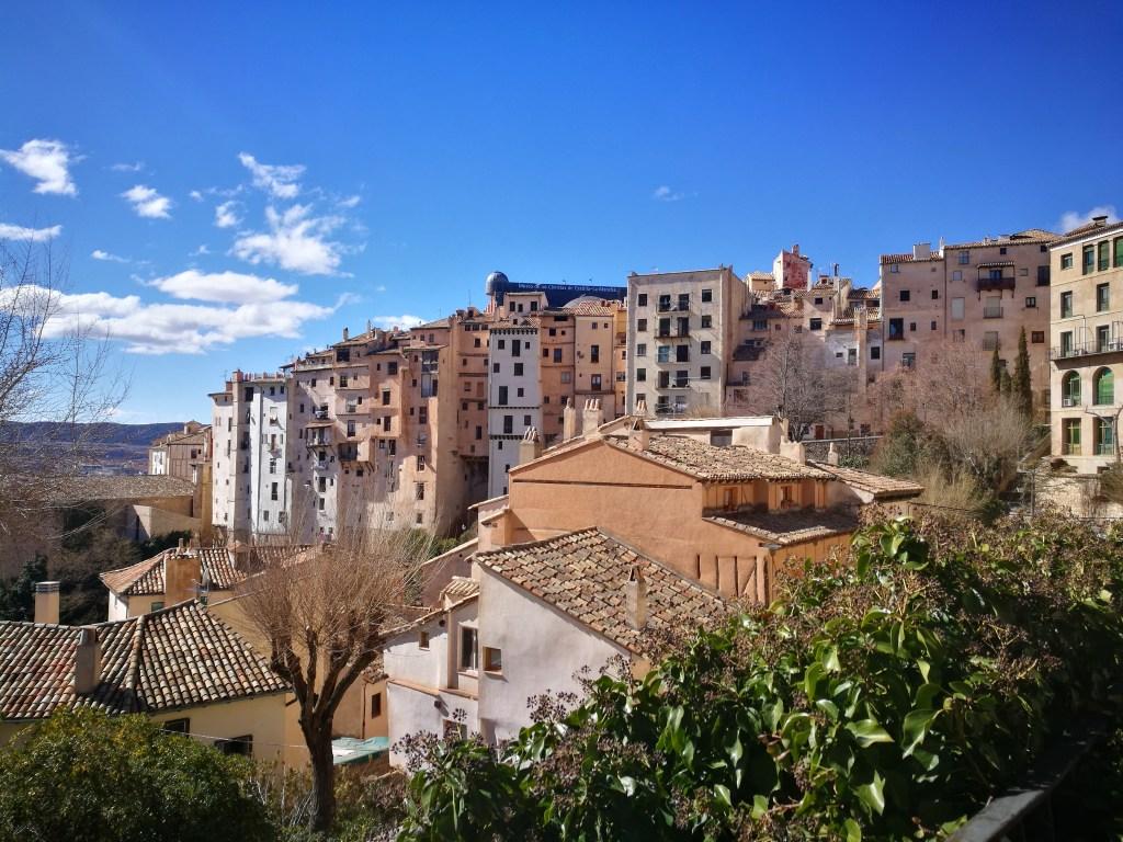 Qué ver en Cuenca: los rascacielos